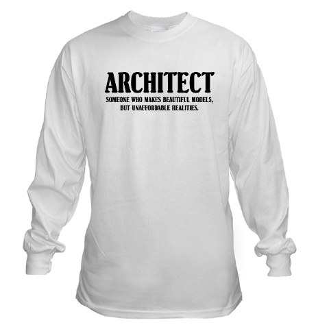 part time architect  full time ninja